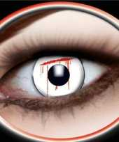 Bloedend oog partylenzen