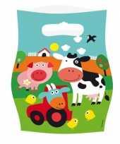 Boerderij dieren zakjes