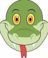 Dieren masker slang voor kids