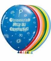 Eerste communie ballonnen
