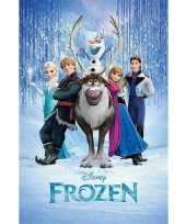 Frozen maxi poster 61 x 91 5 cm 10063143