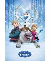 Frozen maxi poster sven 61 x 91 5 cm