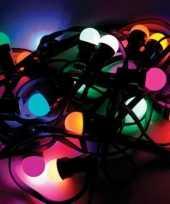 Gekleurde buiten lampjes
