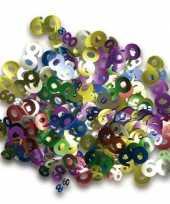 Gekleurde confetti 60