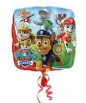 Paw patrol folie ballonnen