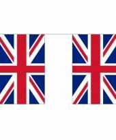 Polyester groot brittanie vlaggenlijn