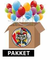 Ridder feestartikelen pakket 10067703