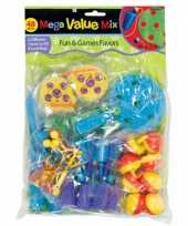 Speelgoed grabbelton set 24 stuks