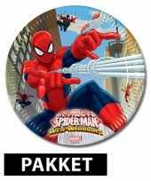 Spiderman versiering pakket