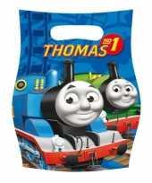 Thomas de trein snoepzakjes