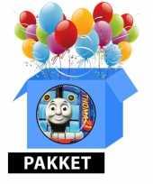 Thomas de trein versiering pakket