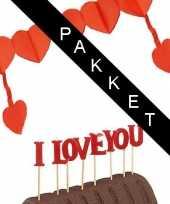 Valentijn voordeelpakket